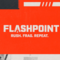Flashpoint Season 3 - logo