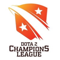 Dota 2 Champions League 2021  - logo