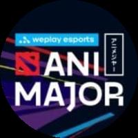 WePlay AniMajor - logo
